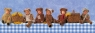 PQ Puzzle 1000 Niedźwiadki na pikniku