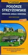 Pogórze Strzyżowskie mapa turystyczna 1:50 000