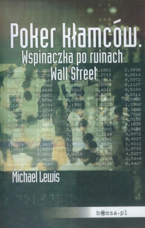 Poker kłamców Lewis Michael  Lewis Michael