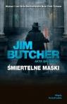Akta Dresdena Śmiertelne maski  Butcher Jim