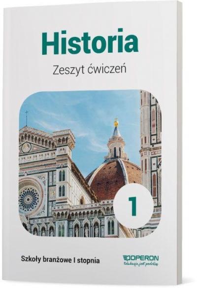 Historia 1 Zeszyt ćwiczeń Tulin Cezary