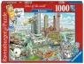 Puzzle 1000: Fleroux, Rotterdam (16560)
