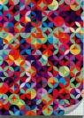 Zeszyt A5 w kratkę 32 kartki Mozaika
