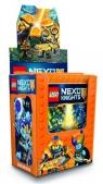 Lego Nexo Knights naklejki