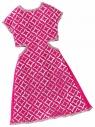 Barbie. Modne sukienki Cute Cut-Outs, różnej rodz. (FCT12)