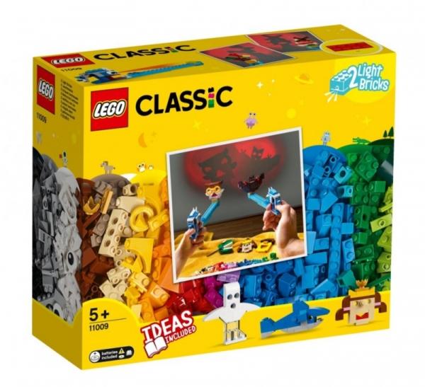Klocki i i światła Classic (11009)