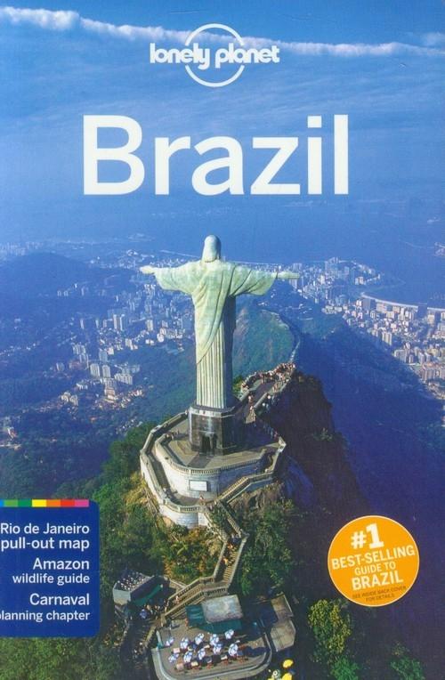Lonely Planet Brazil Przewodnik