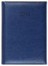 Kalendarz książkowy A5 Balado dzienny Granatowy 2018