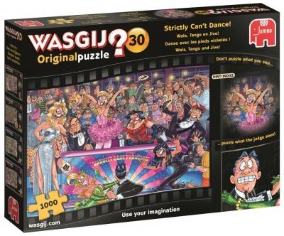 Puzzle 1000 Wasgij Nie potraficie tańczyć! G3