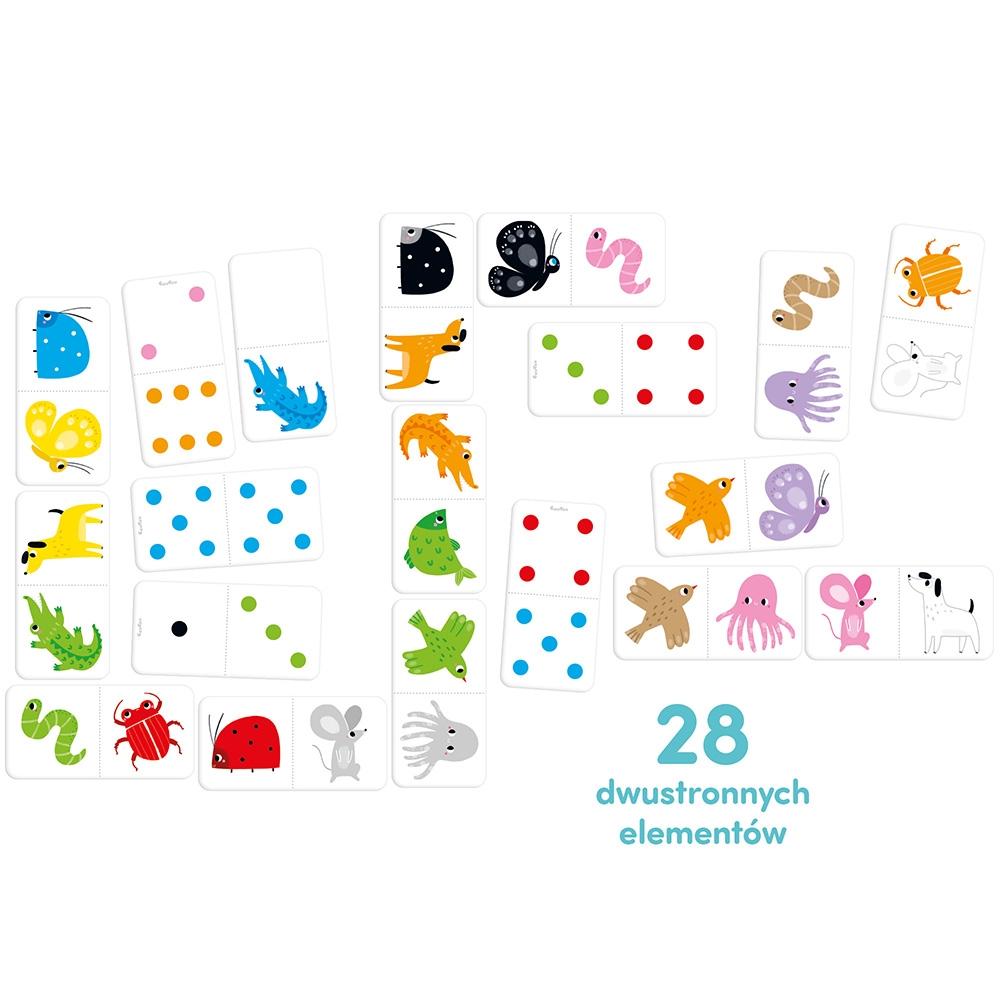 CzuCzu. Domino Kolory 2+