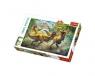 Puzzle 160: Walczące Tyranozaury