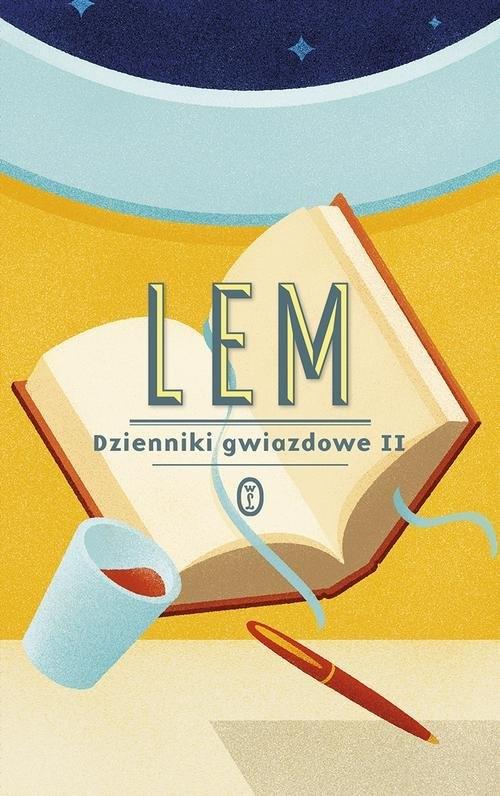 Dzienniki gwiazdowe II Lem Stanisław
