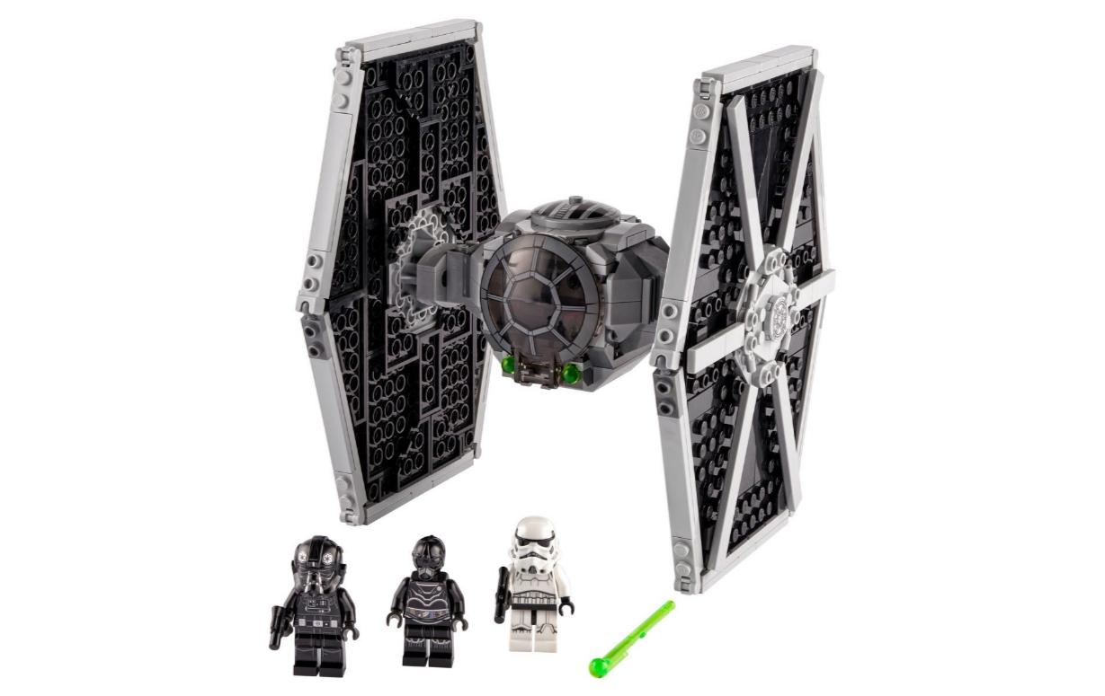 Lego Star Wars: Imperialny myśliwiec TIE (75300)
