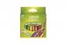 Kredki świecowe 12 kolorów CRICCO (CR341K12)