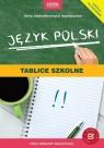Język polski. Tablice szkolne Praca zbiorowa