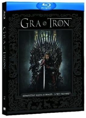 Gra o Tron. Sezon 1 (5 Blu-ray)