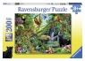 Puzzle XXL 200: Zwierzęta w dżungli (12660) Wiek: 8+