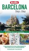 Barcelona Step by Step Przewodnik Berlitz (Uszkodzona okładka)