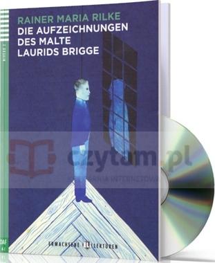 Die Aufzeichnungen des Malte Laurids Brigge książka +CD A2 Reiner Maria Rilke