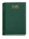 Kalendarz B6 standard 2016 zielony
