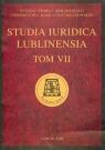 Studia Iuridica Lublinensia Tom 7