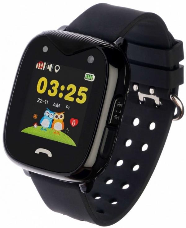 Smartwatch Kids Sweet 2 Czarny (5903246284607)