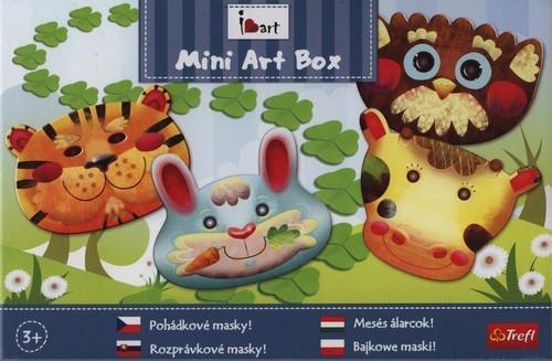 Mini Art Box Bajkowe maski  (20060)