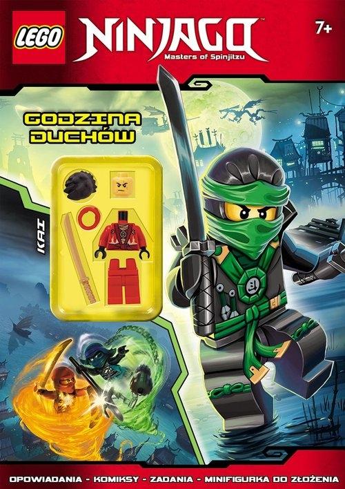 Lego Ninjago Godzina Duchów Ameet Księgarnia Internetowa Czytampl