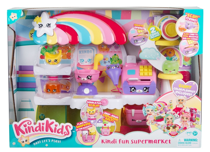 Kindi Kids - Supermarket (50003)
