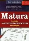 Matura Język niemiecki Oryginalne arkusze egzaminacyjne z lat ubiegłych