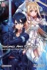 Sword Art Online #18 Alicyzacja: Przetrwanie