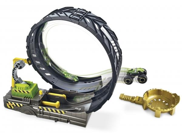 Hot Wheels Monster Trucks: Monster pętla (GKY00)
