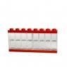 Gablotka na 16 minifigurek LEGO - Czerwona (40660001)