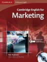 Cambridge English for Marketing Student's Book + CD Robinson Nick