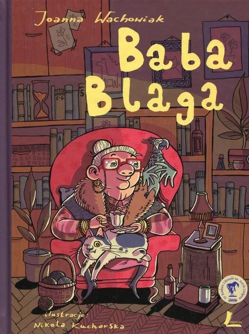 Baba Blaga (Uszkodzona okładka) Wachowiak Joanna