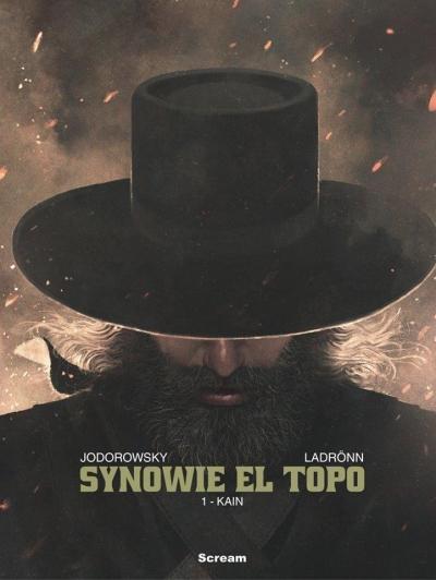 Synowie el Topo Tom 1 Kain Jodorowsky Alejandro