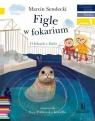 Czytam sobie Figle w fokarium Poziom 1 Sendecki Marcin
