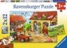 Puzzle 2X12 Praca na farmie (075607)