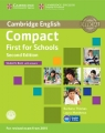 Compact First for Schools Student's Book with answers + CD Thomas Barbara, Matthews Laura