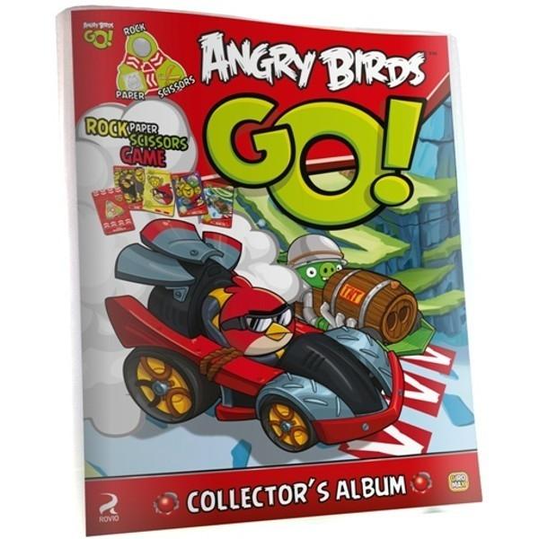 EPEE Angry Birds Album na Karty