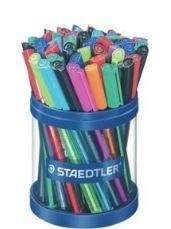 Długopis STAEDTLER S 432 M - czarny