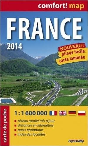 Francja 1:1 600 000 Praca zbiorowa