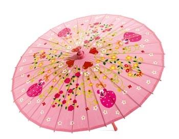 Papierowy parasol KSIĘŻNICZKA (DD04805)