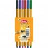 Cienkopisy Toma F-Liner 0,4mm, 6 kolorów (344)