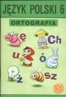 Język polski Ortografia klasa 6 Szkoły Podstawowej