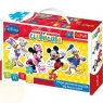 Puzzle Klub przyjaciół Myszki Miki Baby Classic (36060)