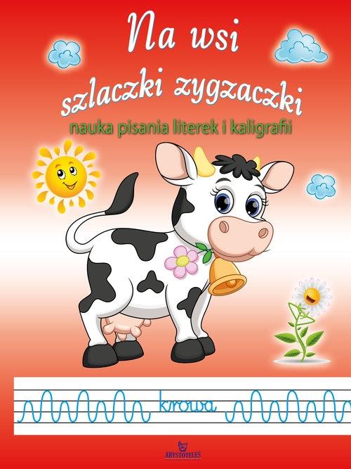 Na wsi szlaczki zygzaczki Żukowski Jarosław