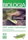Biologia. Zbiór zadań maturalnych. Poziom podstawowy Jagiełło Małgorzata, Urbańska Ewa