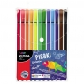 Pisaki w etui Kidea - 12 kolorów (PI12KA)
