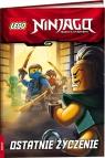 Lego Ninjago Ostatnie życzenie